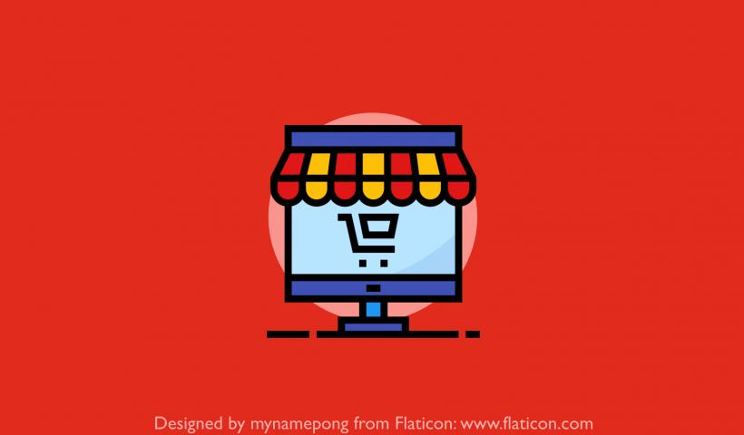 Comércio eletrónico; loja online.