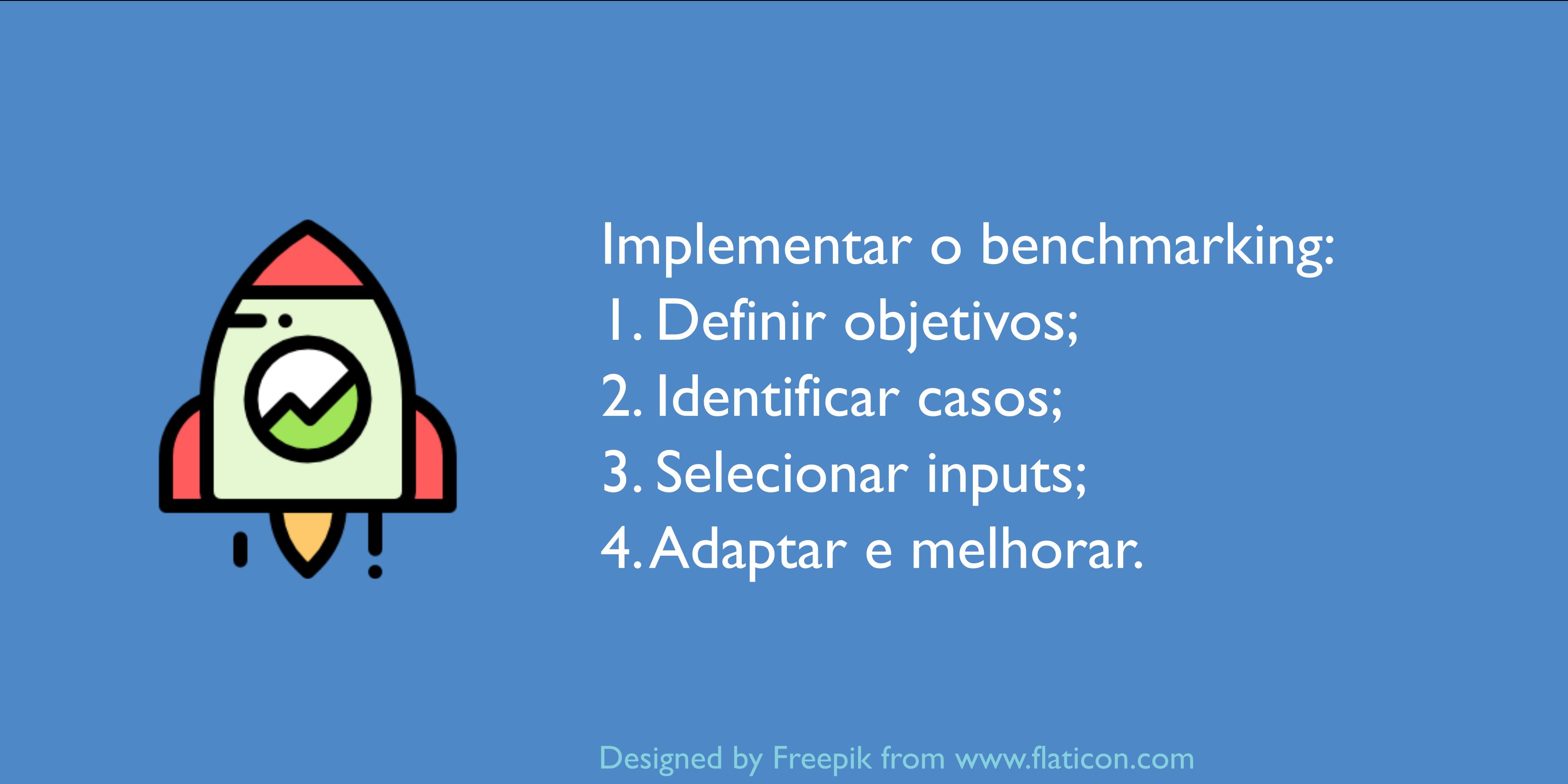 Processo de benchmarking