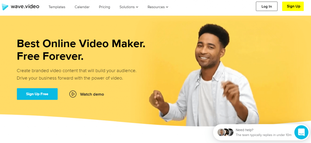 Aplicações online grátis para editar vídeo; video marketing; Produção de conteúdos; redes sociais.