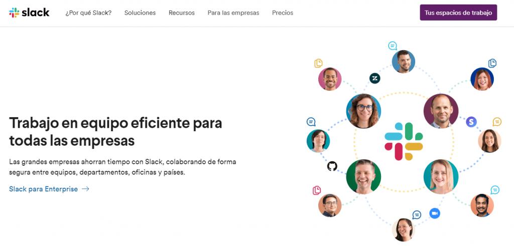 Ferramenta colaborativa; Redes sociais corporativas; Slack.